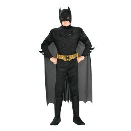 Batman Dark Knight Deluxe Muscle Chest Batman Child Costume: Size Small