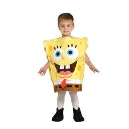 SpongeBob Squarepants Deluxe SpongeBob Child Costume: Size Small