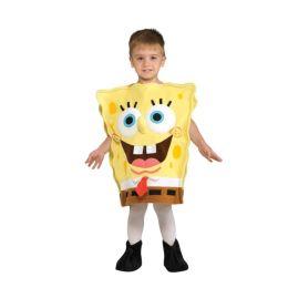 SpongeBob Squarepants Deluxe SpongeBob Child Costume: Size Small