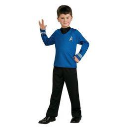 Star Trek Movie (Blue) Shirt Child Costume: Size Medium