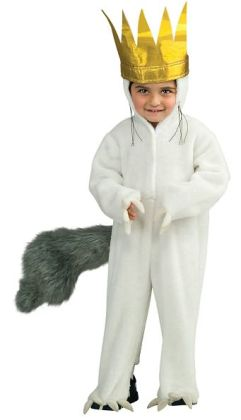 Where The Wild Things Are - Max Deluxe Toddler / Child Costume: Small