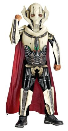 Star Wars - General Grievous Deluxe Child Costume: Small
