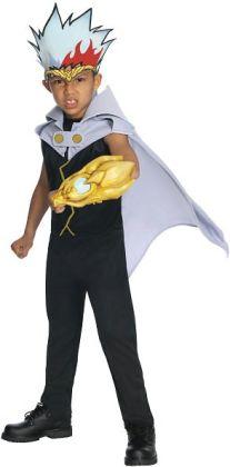 Beyblade - Ryuga Child Costume: Large