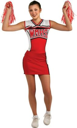 Glee - Cheerios Teen Costume: Teen