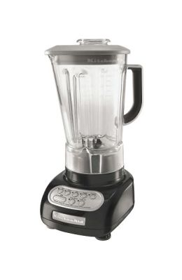 KitchenAid® KSB560OB Artisan® Series 5-Speed Blender, Onyx Black