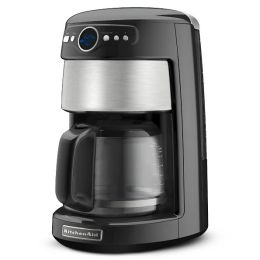 KitchenAid KCM222OB 14 CU GLASS CAR CFF