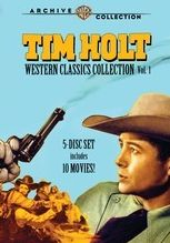 Tim Holt Western Classics Collection, Vol.1