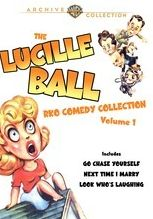 Lucille Ball Rko Comedy Collection, Vol. 1