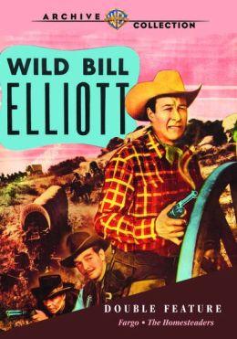 Wild Bill Elliot Western