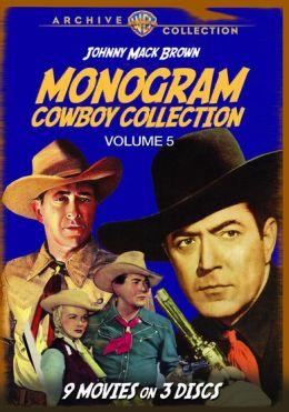Monogram Cowboy Collection 5