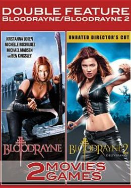Bloodrayne 1 & 2 (2 Discs)