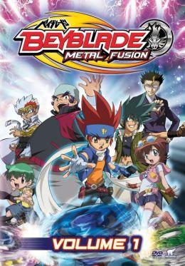 Beyblade: Metal Fusion, Vol. 1