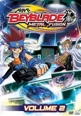Beyblade: Metal Fusion, Vol. 2