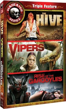 Maneater Series: the Hive/Vipers/Rise of the Gargoyles