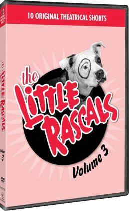 Little Rascals, Vol. 3