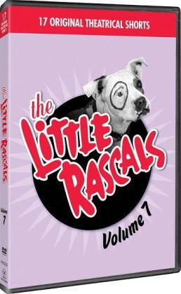 Little Rascals, Vol. 7