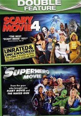 Scary Movie 4 /Superhero Movie