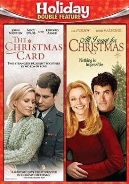 Christmas Card/All I Want for Christmas