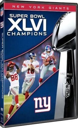 NFL: Super Bowl XLVI Champions - New York Giants