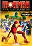 Video/DVD. Title: Iron Man: Armored Adventures Season 2 Vol 4
