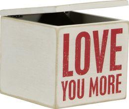 Love You More Box 4
