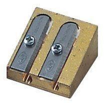 Alvin 300-2KMD Disp Sharp Dbl-hole Brass 24pc