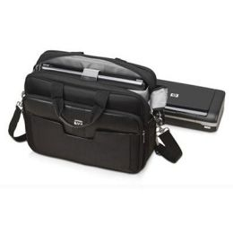 HP Q6282A Mobile Printer & Notebook Case - Fits Notebook PCs up to 15.