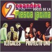 2 Grandes Voces de La Fiesta Latina