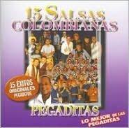 15 Salsas Colombianas Pegaditas