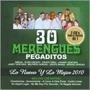 30 Merengues Pegaditos: Lo Nuevo Y Mejor 2010