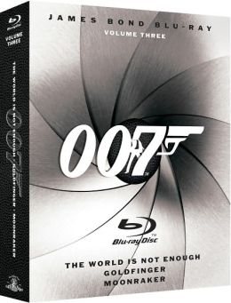James Bond Blu-Ray Collection 3