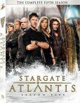 Video/DVD. Title: Stargate Atlantis - Season 5