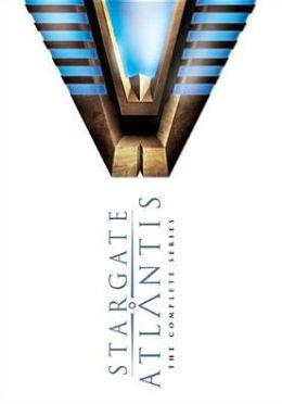 Stargate Atlantis - Complete Series Gift Set