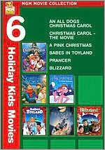 6 Mgm Holiday Kids Movies