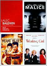Alec Baldwin Collection: Malice/Miami Blues/Working Girl