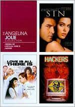 Angelina Jolie Collection: Original Sin/Love Is All There Is/Hackers
