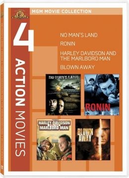 MGM Movie Collection: 4 Action Movies