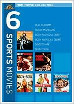 Mgm Movies Collection: 6 Sports Movies