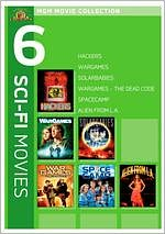 Mgm Movies Collection: 6 Sci-Fi Movies