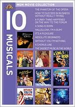 Mgm Movie Collection: 10 Musicals