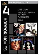 Child's Play/the Texas Chainsaw Massacre 2/the Dolls/Pumpkinhead
