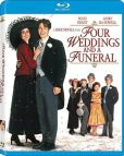 Video/DVD. Title: Four Weddings and a Funeral