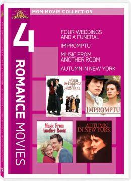 4 Romance Movies