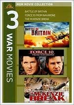 Battle of Britain/Force 10 from Navaron/the Mckenzie Break