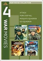 Mgm Movie Collection: 4 War Movies