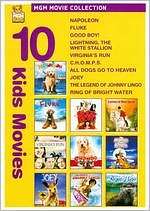 Mgm Movie Collection: 10 Kids Movies