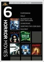 Mgm Movie Collection: 6 Horror Movies