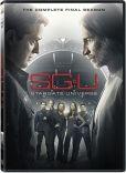 Video/DVD. Title: SGU Stargate Universe: The Complete Final Season