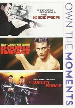 Keeper/Double Impact/Delta Force