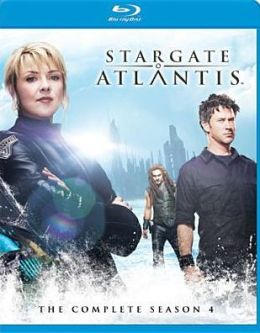 Stargate Atlantis: the Complete Season 4